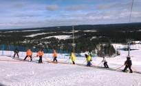 Baltijas kausā Somijā sākas FIS sacensības ar 10 valstu dalību