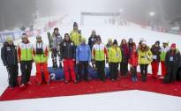 L.Gasūnai 32.vieta Eiropas kausā, mūsējie milzu slalomā Somijā ārpus trijnieka