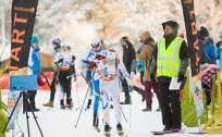 Latvijas jauniešu slēpotājiem atkal uzvaras un godalgotas vietas Igaunijā