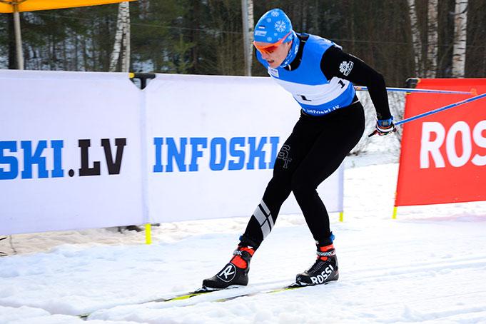 POLLUSTE Mart Kevin, FIS Latvian Championship, 13.02.2016