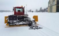 Pie novada skolām izveidotas distanču slēpošanas trases