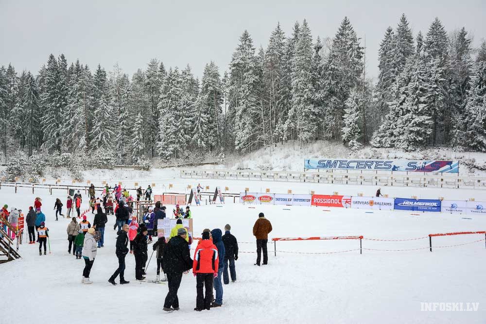 FIS sprint this weekend in Madona; Sprints un stafetes LČ 3.posmā