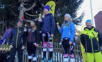 Dž.Ģērmanei un G.Šmalcam godalgotas vietas starptautiskajās sacensībās kalnu slēpošanā