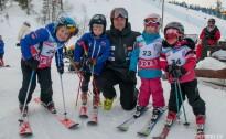 Latvijai un Igaunijai uzvaras Baltijas kausā bērniem milzu slalomā
