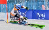 Otrajā FIS milzu slalomā L.Gasūna vēlreiz uzvar, K.Zvejnieks trešais