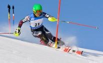 Gedra vēlreiz uzlabo FIS punktus Somijā, Āboltiņa trešā slalomā Norvēģijā