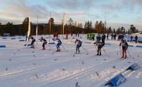 Latvijas jaunie slēpotāji gatavojas sezonai uz sniega Zviedrijā