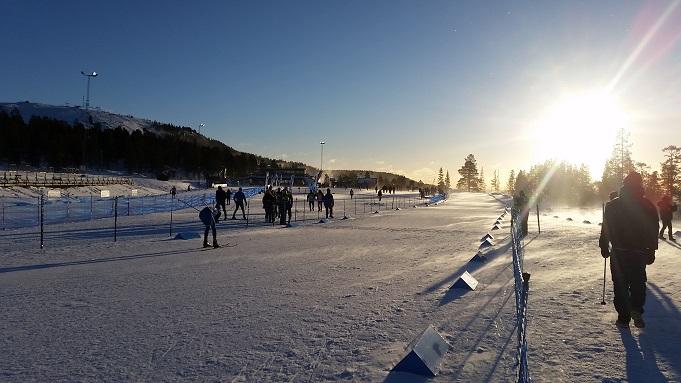 Slēpotājai P.Eidukai divas 2.vietas U18 grupā FIS sacensībās Zviedrijā
