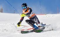 L.Gasūnai EK milzu slalomā 42. un slalomā 18.vieta