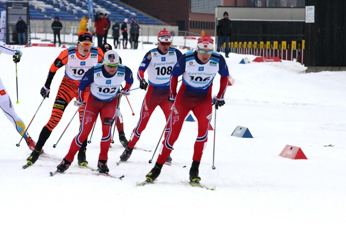 Skandināvijas kausā sprintā Otepē mūsējie tālās vietās
