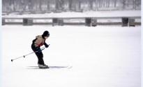 Siguldā būvē mākslīgo distanču slēpošanas trasi; sportot varēs jau rudenī