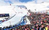 Seši Latvijas kalnu slēpotāji startēs pasaules čempionātā Šveicē