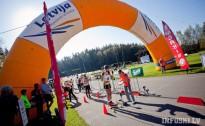 Latvijas čempionāts rollerslēpošanā Priekuļos FIS statusā