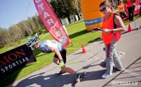 FIS race in rollerskiing this weekend in Priekuli