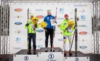 Igaunis un kanādieši labākie sprintā Vietalvā Latvijas čempionātā
