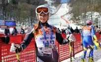 Agneses Āboltiņas starti FIS sacensībās Norvēģijā