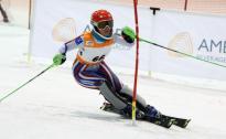 Otrajā dienā Baltijas kausā kalnu slēpošanā mūsu jauniešiem 2 uzvaras