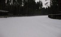 Biķerniekos darbosies distanču slēpošanas trase