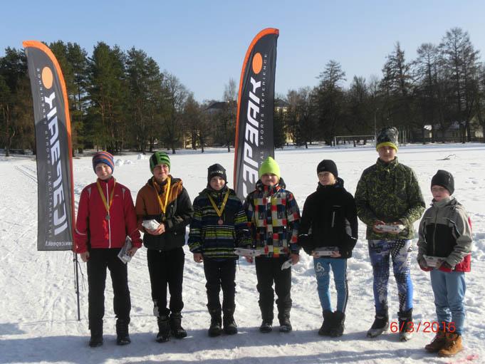 Latvijas tramplīnlēcēji startē Igaunijā