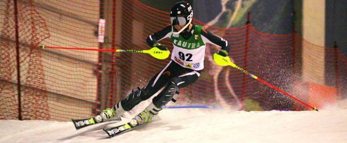 Daniels Loss, Baltic Cup 2015, Snow Arena, Druskininkai