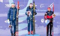 Nortugs otrais Skandināvijas kausā sprintā Madonā, Eiduka labākā no Latvijas