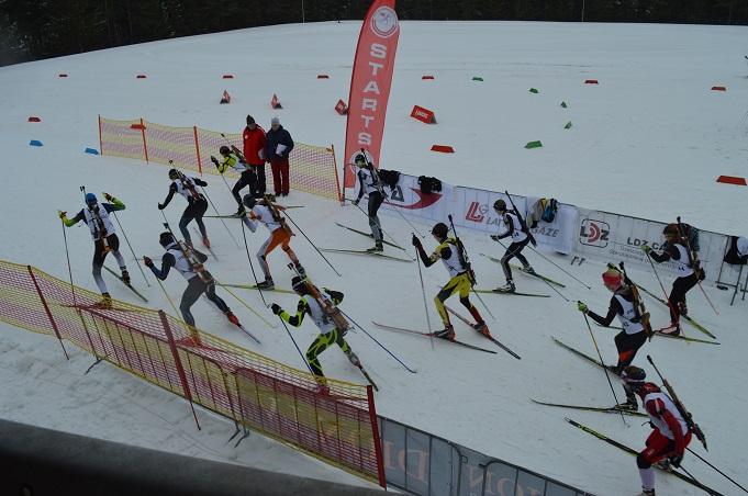 Priekuļos notika Latvijas čempionāts biatlonā