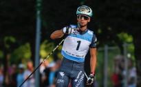Pasaules kauss rollerslēpošanā Madonā sākts ar 2.vietu junioriem
