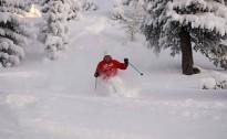Kalnu slēpošana Latvijā nav pakalpojums, ko pārdot tālāk par Lietuvu