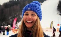 VIDEO: Dženifera Ģērmane izcīna uzvaru Pokal Loka sacensības!