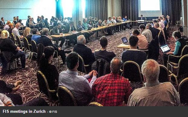 Kopsavilkums no FIS Rollerslēpošanas komisijas rudens sanāksmes Cīrihē