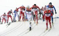 """Pirmais latviešu distanču slēpotājs startēs grūtajā """"Tour de ski"""""""