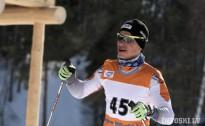 Latvijas slēpotāji startējuši FIS sacensībās Somijā