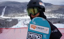 Toms Petrusevičs piedalījies FIS Pasaules kausa posmos Kanādā