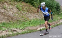 Latvian Championship in Rollerskiing as World Cup trial