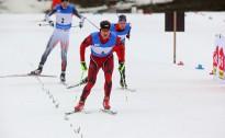 Ar sprinta finišu vidējā distancē noslēdzas Latvijas čempionāts Madonā