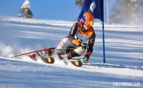 Milzu slaloms jauniešiem Baltijas kausā ar latviešu dominanci