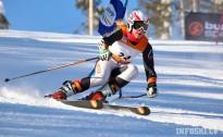 Otrajā dienā slalomā Rukā iepriecina Evelīna Gasūna un Mārtiņš Onskulis