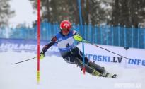 Nedēļas nogalē pirmo reizi Latvijā FIS sacensības kalnu slēpošanā