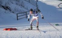 Pirmajā čempionāta dienā sprintā labākais rezultāts R.Slotiņam