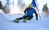 Kristapam Zvejniekam labākie FIS punkti milzu slalomā