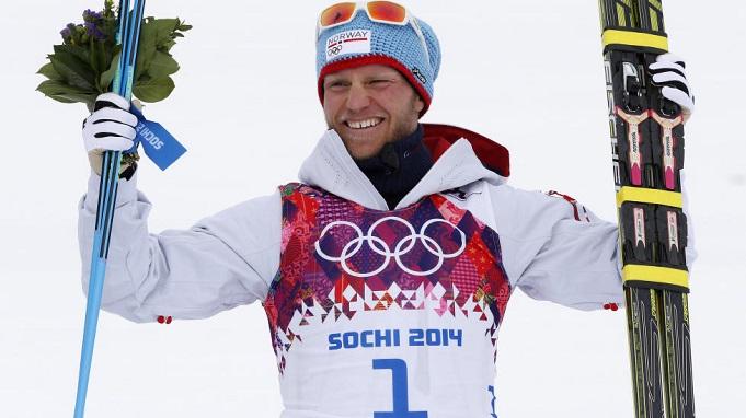 Martin Johnsrud Sundby, Sochi 2014