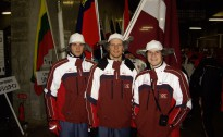 Latvija Pasaules čempionātos un Olimpiskajās spēlēs distanču slēpošanā