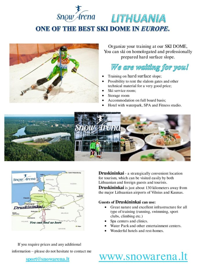 Invitation to Ski in Snow Arena, Lithuania ESF-page-001.jpg