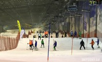 Baltic Cup and FIS race in alpine skiing starts in Lithuania this November