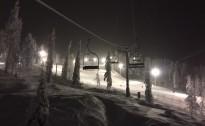Sacensību sezona Latvijas izlasei kalnu slēpošanā sākusies labi