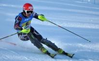 K.Zvejniekam vēl viena godalgota vieta FIS slalomā Francijā