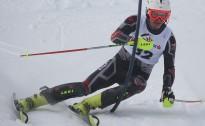 K.Zvejniekam 49.vieta Eiropas kausā slalomā