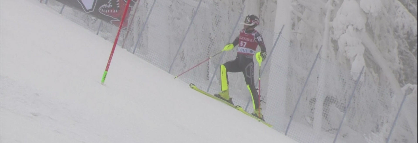 PK slalomā Levi no brāļiem Zvejniekiem finišē tikai Miks