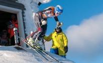 Ž.Gedram un L.Bondarei godalgotas vietas FIS slalomā Somijā
