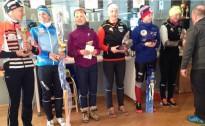 Divi mūsējie slēpotāji nostartējuši FIS sacensībās Lahti